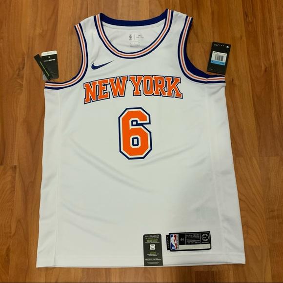 Nike Kristaps Porzingis New York Knicks Jersey
